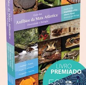Doutorando do PPG-CiAC lança aplicativo sobre as espécies de Anfíbios da Mata Atlântica